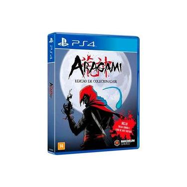 Jogo Sony Music Arigami: Collectors Edition Ps4 Blu-ray