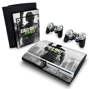 Skin Adesivo para PS3 Fat - Call Of Duty Modern Warfare 3