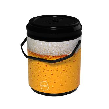 Imagem de Cooler 12 Latas Beer Preto