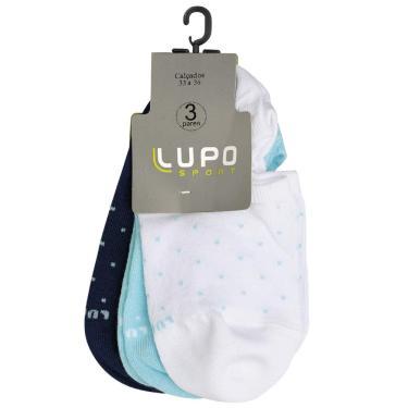 Meia Lupo AF Sport Sap. K3 Lisa, Lupo, Feminino, Sortida 957, 37 a 40