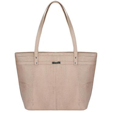 Bolsa Couro Tote Shopper Clássica e5b906b66c8