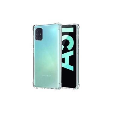 Capa Antishock Case Bordas Reforçadas Samsung Galaxy A31 2020 R&M ACESSÓRIOS