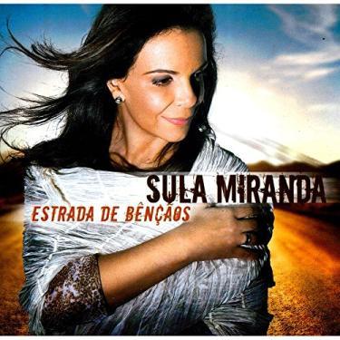Imagem de CD Sula Miranda Estrada de Bençãos