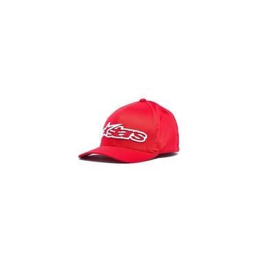 Boné Alpinestars Blaze Vermelho Branco 85e2719a124