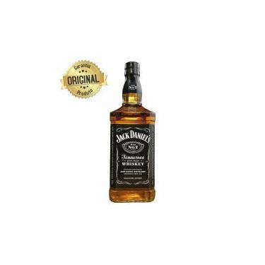 Whisky Importado Garrafa 1 Litro - Jack Daniels