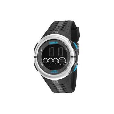 9148de7ef99 Relógio de Pulso Masculino Speedo Digital Walmart -