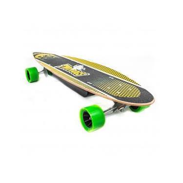 Skate Elétrico Longboard Lithium 500W Two Dogs