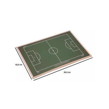 Imagem de Mesa Jogo Futebol De Botão Com 2 Marcadores - Xalingo 67109