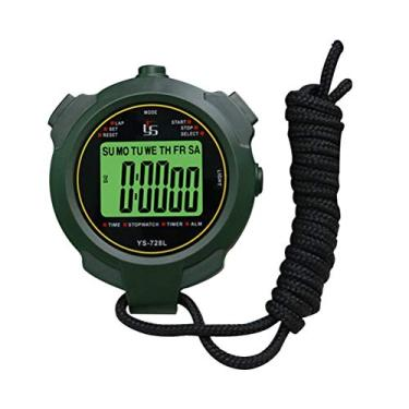 BESPORTBLE Cronômetro de Treinamento Profissional Multifunções Cronômetro Esportivo Temporizador Luminoso Acessórios para Casa
