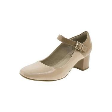 5c02d76589 Sapato Feminino Salto Baixo Ramarim 1797103