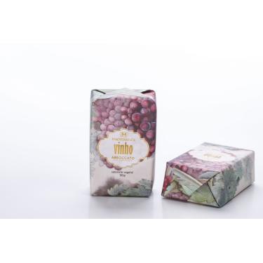 Sabonete Vegetal Aroma Vinho - 180G
