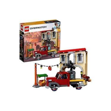Lego Overwatch 75972 O Showdown De Dorado Lego