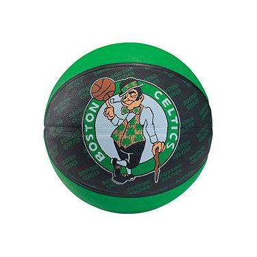 Minibola de Basquete Spalding 13 NBA Celtics Sz 3 Unica Uni