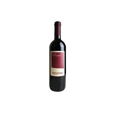 Vinho Tinto Tenuta San Francesco Croatina IGT Pavia 750ml