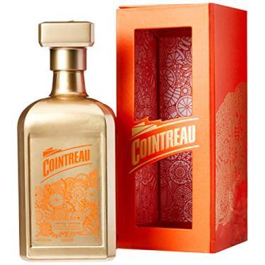Licor Cointreau Orange Luxury Edição Limitada 700ml