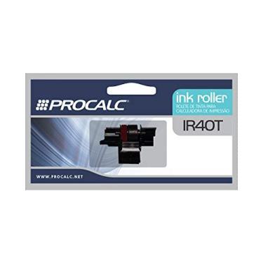 Rolete Entintador Bicolor IR-40T – Procalc