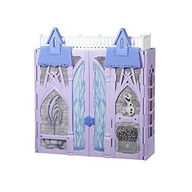 Imagem de Castelo Básico Frozen 2 - E5511 - Hasbro
