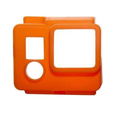 Imagem de Capa Protetora em Silicone para Câmera GoPro Hero4, Gocase, Acessórios para Câmeras Digitais
