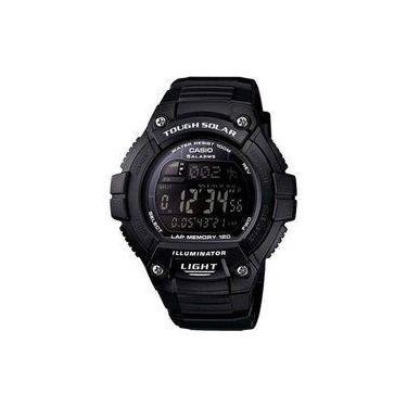 cc128184432 Relógio Masculino Digital Casio WS2201BVDF - Preto