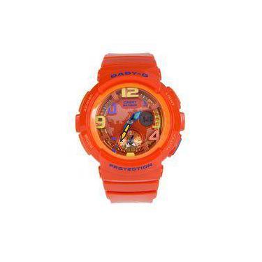65ae3735c9b Relógio de Pulso Feminino Analógico Digital Resina Americanas ...