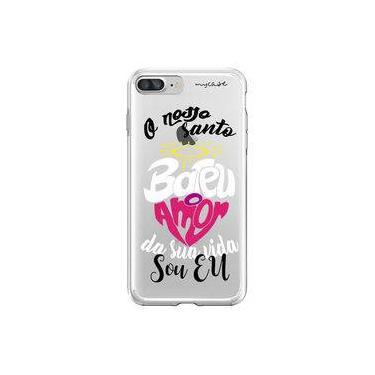 Capa para iPhone 7 Plus - Mycase | O nosso santo bateu