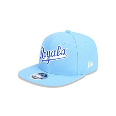 BONE 950 ORIGINAL FIT KANSAS CITY ROYALS MLB ABA RETA SNAPBACK AZUL NEW ERA 698e5cb208a