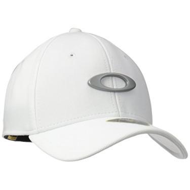 Boné Oakley Tican Cap, Branco, L/XL