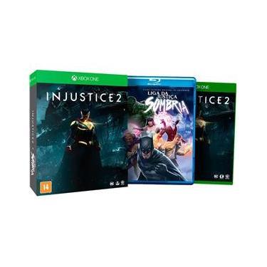 Game: Injustice 2 Edição Limitada Xone