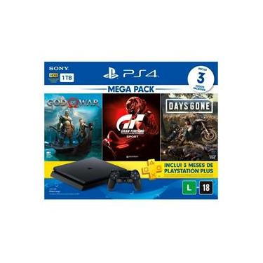 Console Playstation 4 Slim 1Tb Bundle 12