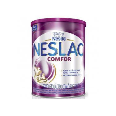 Neslac Comfor Composto Lácteo Infantil Nestlé Lata 800g