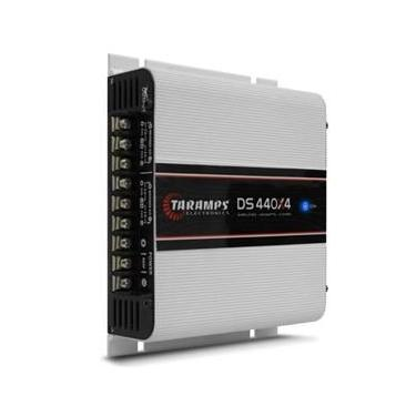 Módulo Amplificador Taramps Ds440x4 440w Rms 4 Canais 2 Ohms