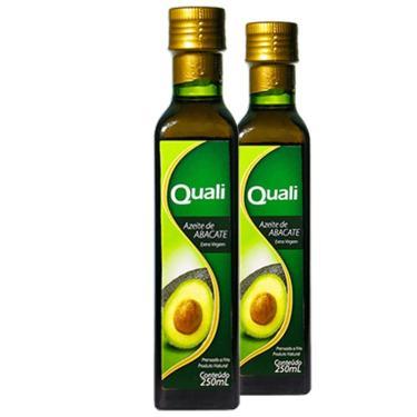 Kit 2 Azeite de abacate extra virgem Qualicoco 250ml