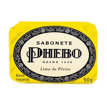 Sabonete em Barra Phebo Lima da Pérsia com 90g 90g