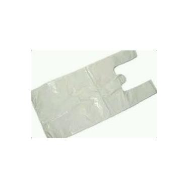 Sacolas Plasticas Branca Reciclada Reforçada 70x90 5 Kg