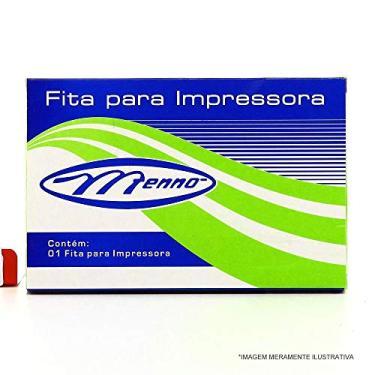 Fita para Impressora Matricial Preta Epson LX350 MF1503 1 UN Menno