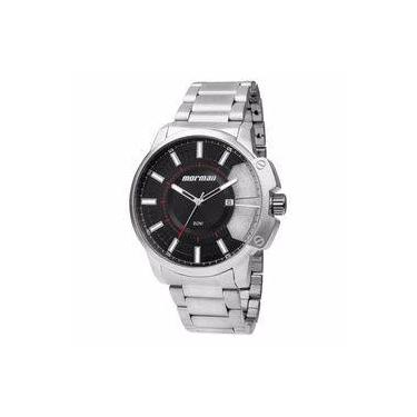 70fdf6bb0fd4d Relógio de Pulso Masculino Mormaii Analógico Shoptime   Joalheria ...