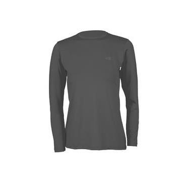 Camiseta Feminina Ml Body Fit Proteção Uv S508 Mormaii