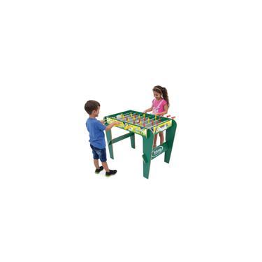 Imagem de Mesa de Pebolim Infantil com Pé - Super Copa - Xalingo