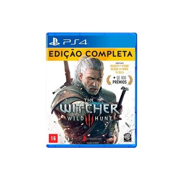 The Witcher 3 Wild Hunt – PS4
