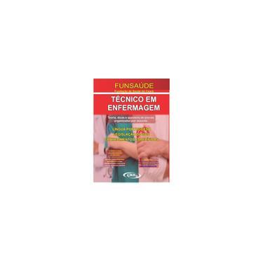 Imagem de Apostila Técnico em Enfermagem Funsaúde Ceará - Impressa 2021