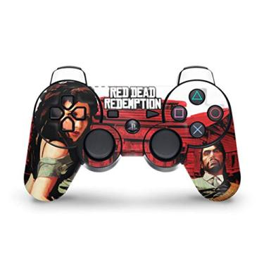Skin Adesivo para PS3 Controle - Red Dead Redemption
