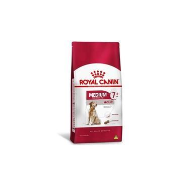 Ração Royal Canin Medium Adult 7+ Senior 15 kg