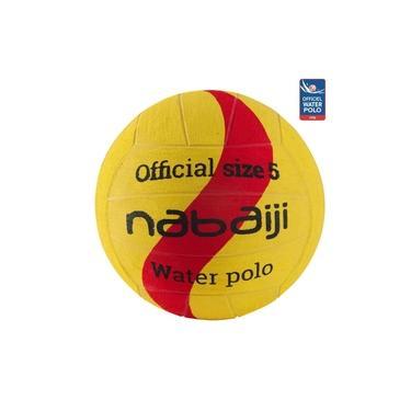 Bola de polo aquático tamanho 5 amarelo ÚNICO