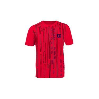 Camiseta Performance II Coral - Wilson