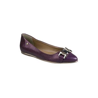 Sapatilha Feminino Cravo & Canela Mt New Arraia Burgundy*vegetal Purple - 144701-5