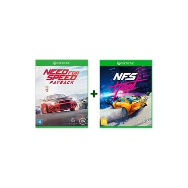 Need For Speed Payback + Need For Speed Heat - Xbox One