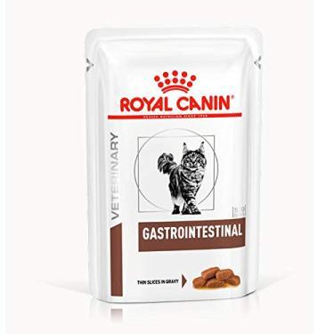 Alimento Úmido Royal Canin Gatos Gastrointestinal s/o Wet 85g
