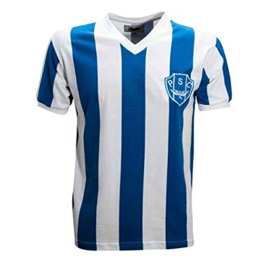 Camisa Paysandu 1987 Liga Retrô Azul e Branca P