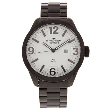 e4821b8689d Relógio Masculino Backer 6225253M - Preto