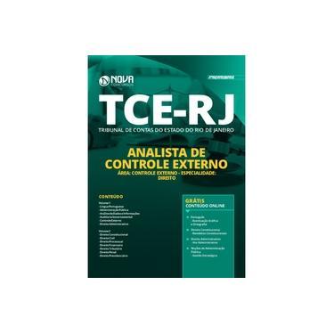 Imagem de Apostila TCE-RJ 2020 Analista de Controle Externo - Direito